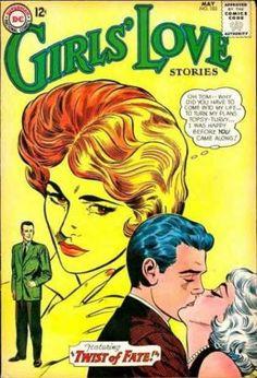 Girls' Love Stories 103
