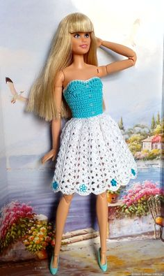 Готовимся к лету / Куклы Барби, Barbie: коллекционные и игровые / Бэйбики. Куклы фото. Одежда для кукол