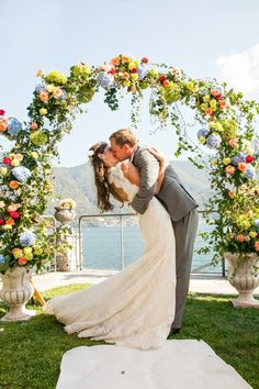 Ceremony Arch  #Wedding