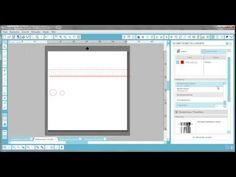 Silhouette Studio V 3 Schneiden nach Farben - YouTube