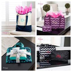 Bridal shower, bridesmaid gifts, or wedding gift ideas.   Using thirty one products!