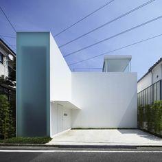 milk glass; cube court house; shinichi ogawa & associates, tokyo, japan