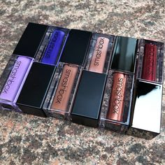 Smashbox Always On Liquid Lipsticks from Marionnaud - Rougediamants