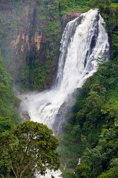 St. Claire's Waterfalls - Sri Lanka