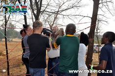 Adapt IT Drumming, Trust and Communication Outcome Based team building Midrand
