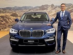 Trending - BMW registers report fifty percent-annually sales in India with 13 per cent progress - Trends India New Bmw X3, Bmw India, New President, Automobile, Product Launch, News, Car, Government Jobs, Yearly