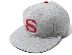 Naive Cooperstown Ball Fitted Cap