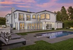 Contemporary estate with cool features could be the ultimate in luxury Beverly Hills living - CAANdesign