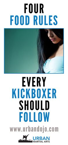 If you want to lose weight, 70% of your results are determined by your diet. Here are 4 food rules every kickboxer should follow. Learn about kickboxing classes in Brooklyn NY: http://urbandojo.com/kick