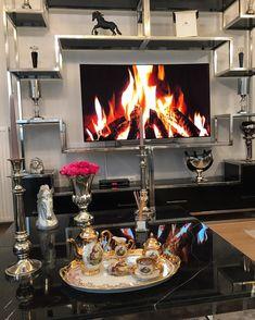 Salon, Sunum, Tv ünitesi, Krom mobilya Decoration, Coffee Maker, Villa, Kitchen Appliances, Interior, Home Decor, Ideas, Bedroom Sitting Room, Decor