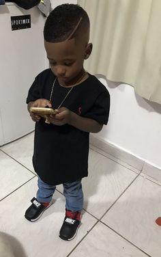 70 Ideas Black Baby Boy Haircut For 2020 Lil Boy Haircuts, Baby Boy Hairstyles, Toddler Boy Haircuts, Black Boys Haircuts Fade, Cute Kids Fashion, Little Boy Fashion, Baby Boy Fashion, Black Baby Boys, Cute Black Babies