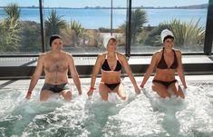 Balaruc et son offre thermale devient une destination bien-être avec le Spa Thermal O'Balia et ses deux espaces pour profiter des bienfaits de l'eau thermale, l'espace bassins et l'espace Spa.(Copyright O.T. Balaruc-les-Bains)