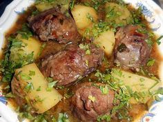 Recipe Confit Pork Cheeks … - Quick and Easy Recipes Pork Recipes, Seafood Recipes, Whole Food Recipes, Cooking Recipes, Porc Au Curry, Healthy Eating Tips, Healthy Recipes, Pork Cheeks, Best Meat