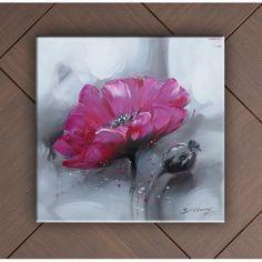 pintura de flor deloto - Google Search