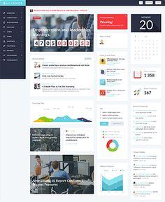 Sharepoint Design, Sharepoint Intranet, Intranet Design, User Centered Design, Work Inspiration, Web Application, Material Design, Web Design, Design Ideas
