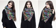 [VIANOSI] Luxury Brand Winter Silk Women Snake Printed Scarf Female Foulard Cashmere Shawl Scarves  VS016-in Scarves from Women's Clothing & Accessories on Aliexpress.com   Alibaba Group