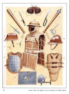 ww1 armor