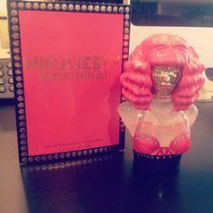 Nicki Minaj Minajesty Perfume | Spotted on #@Daisy Duck Magazine