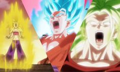 Tráiler del arco de Tournament of Power de Dragon Ball Super