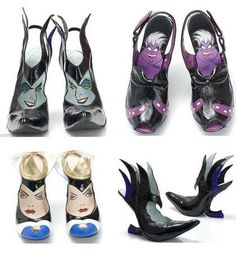 Disney Villain Shoes!