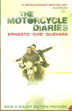 Road trip books are always interesting. The trip that Ernesto Guevara went on with his friend. About Traveling across South America on a motorcycle. They explore South America on a 500cc Norton. The trip was a catalyst in turning the young man into a revolutionary. He played important roles in the revolutions in Guatemala and in Cuba.
