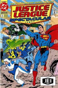 Dan Jurgens, one of the main forces behind the top-selling Death of Superman saga takes over as writer and artist on JUSTICE LEAGUE OF AMERICA with these 1990s tales that saw the team reach a turning