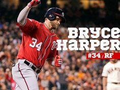 「噓聲讓我更強」-Bryce Harper - 漢克阿潘 - 運動視界 Sports Vision