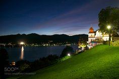 Tegernsee Night by FMW51