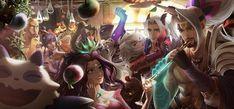 League Of Legends, Cool Art, Weird, Lol, Cool Stuff, Anime, League Legends, Cartoon Movies, Anime Music