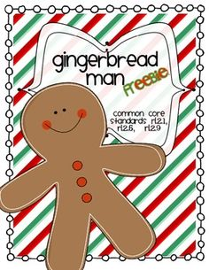 This product allows students to really study any Gingerbread Man story! This uses many thinking maps!  They can create:  Bubble Maps-To describe the Gingerbread Man Story Map – To tell all about the story (characters, setting, beginning, middle, end and problem and solution.