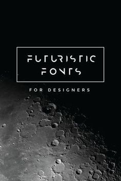 Futuristic fonts are best used for contemporary or modern designs. Try these 50 free futuristic fonts to help make your designs look uniquely alternative. Graphic Design Fonts, Logo Design, Web Design, Typography Letters, Typography Logo, Typography Design, Futuristic Fonts, Futuristic Design, Logo Inspiration