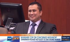 """Zimmerman's Uncontrollable Laughter, and the """"Knock Knock"""" Joke Grounds For Mistrial"""