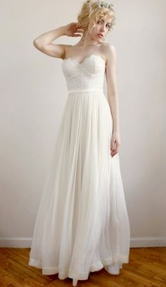 Why Are All Wedding Dresses Strapless 40