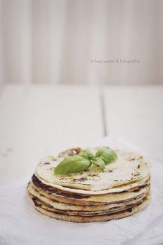 Receta de las tortitas de maíz mexicanas, de Luisa Morón.