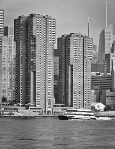 boat and building by gt8073a, via Flickr