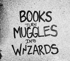"So true. A couple of years ago, I was like, ""I will never read Harry Potter."" I'm really glad I read it."