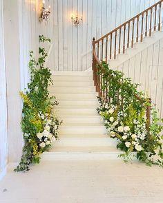 Flower Shack Blooms | DFW (@flowershackblooms) • Instagram photos and videos Wedding Staircase, Stairs, Bloom, Photo And Video, Videos, Flowers, Photos, Instagram, Decor
