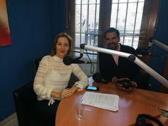 Entrevista de Eva Villen en RTVMarbella con el objetivo de dar a conocer la 3ar edición de la Carrera Solidaria @centroplazamarbella.