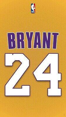 Nba Basket La Lakers Mamba Kobe Bryant 13 X19 Poster Art Print 024 Fashion Home Garde Kobe Bryant Wallpaper Kobe Bryant Iphone Wallpaper Kobe Bryant Nba