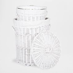 Wood and Wicker Basket - Baskets - Decoration | Zara Home United Kingdom