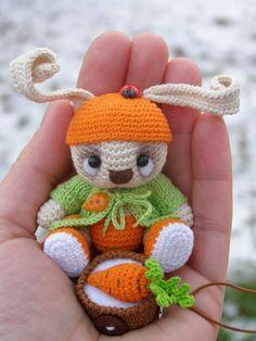 Mesmerizing Crochet an Amigurumi Rabbit Ideas. Lovely Crochet an Amigurumi Rabbit Ideas. Crochet Amigurumi, Crochet Doll Pattern, Amigurumi Patterns, Crochet Dolls, Doll Patterns, Amigurumi Doll, Crochet Patterns, Crochet Rabbit, Crochet Bunny