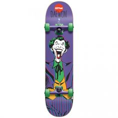 Almost Skateboards Almost Daewon Song Joker Micro Complete 6.75x30.5