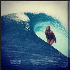 This snap of Stephanie Gilmore in Surfer Magazine never gets old….   (Source: surfingbreak)