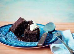 Brownie com castanha-do-brasil e cardamomo (Foto: Divulgação Panelinha)