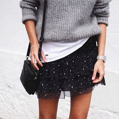 21 Evening Street Style Looks That Will Make You Look Great - Global Outfit Experts Mode Outfits, Fall Outfits, Casual Outfits, Fashion Outfits, Womens Fashion, Look Fashion, Fashion Beauty, Estilo Hippie, Street Looks