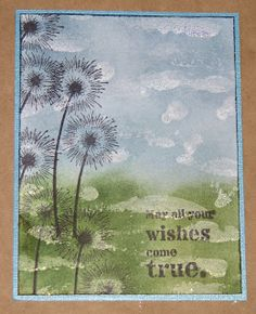 Distressed Stickles Technique   by Roni Johnson   Ink Stains with Roni      Today I wanted to share a technique I started playing ...