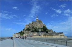 Mont Saint Michel by Bang, Chulrin/Architect Group CAAN