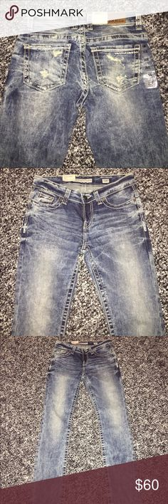 BKE Jeans NWT BKE Jeans Straight Leg