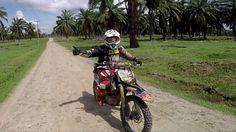 TURN BACK TRAIL KAPOLRES SIMALUNGUN with XTRIM INDONESIA SIMALUNGUN