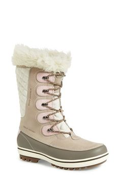 Helly Hansen 'Garibaldi' Waterproof Snow Boot (Women) available at #Nordstrom